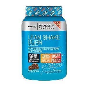 lean shake burn