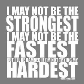 try hardest